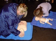 CPR children and babies